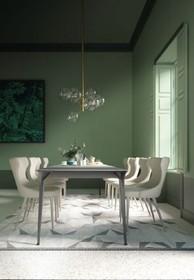 Rozkładany stół HYDRA 160 z oryginalną, metalową podstawą jest najnowszym produktem pochodzącym z katalogu MADRASSI.<br />Stół...