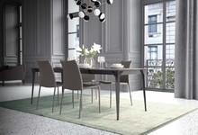 Potrójnie rozkładany stół HYDRA 160 XL z oryginalną, metalową podstawą jest najnowszym produktem pochodzącym z katalogu MADRASSI.<br...