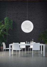 Rozkładany stół WATSON XL z metalową podstawą jest najnowszym produktem pochodzącym z katalogu MADRASSI.<br />WATSON XL jest stołem...