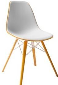 ACQUARELLO to nowoczesne, stylowe krzesła zaprezentowane w najnowszym katalogu włoskiej firmy MADRASSI.<br />Dwuwarstwowe siedziska krzesła zostały...