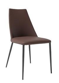 ANGIE to klasyczne, tapicerowane krzesła zaprezentowane w najnowszym katalogu włoskiej firmy MADRASSI.<br />Siedzisko oraz oparcie są tapicerowane...