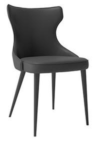 Tapicerowane krzesło QUEEN pochodzi z najnowszego katalogu włoskiej firmy MADRASSI.<br />Krzesło tapicerowane jest w całości ekoskórą.<br...