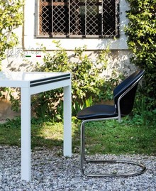 Stół rozkładany CORA 80/160x80