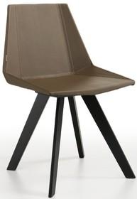 GLIM-K to kolejny przedstawiciel włoskiej serii GLIM. Krzesło GLIM-K ma drewniany stelaż oraz tapicerowane siedzisko i oparcie.<br /><br...