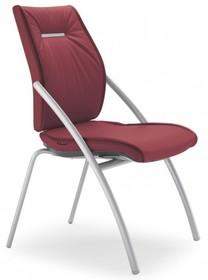 SEDNA SE722 to fotel konferencyjny. Wyposażony w niskie oparcie, nie posiadający podłokietników. Posiada wypełnienie DACRON. Fotel stoi na czterech,...