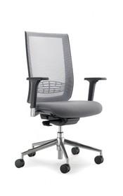KIND KD011S jest fotelem gabinetowym. Fotel posiada wysokie, siatkowane oparcie. Podstawa fotela to pięcioramienny, czarny, nylonowy krzyżak. Podstawa...