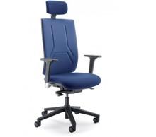 KIND KD002S jest fotelem gabinetowym. Fotel posiada wysokie, tapicerowane oparcie wyposażone w zagłówek 2D. Podstawa fotela to pięcioramienny,...