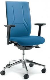 KIND KD012S jest fotelem gabinetowym. Fotel posiada wysokie, tapicerowane oparcie. Podstawa fotela to pięcioramienny, czarny, nylonowy krzyżak. Podstawa...