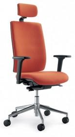 KIND KD023S jest fotelem gabinetowym. Fotel posiada wysokie, tapicerowane oparcie posiadające czarną, nylonową osłonę z tyłu oraz wyposażone w...