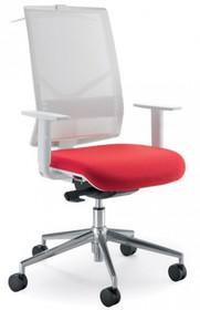 PLAY PL502S jest fotelem gabinetowym. Fotel posiada wysokie, siatkowane oparcie. Podstawa fotela to pięcioramienny krzyżak wykonany z lakierowanego...