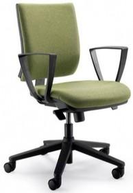 SPICE SP131S jest fotelem pracowniczym. Fotel posiada średniej wysokości, tapicerowane oparcie. Podstawa fotela to pięcioramienny krzyżak wykonany z...