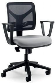 Y YP352SD jest fotelem pracowniczym. Fotel posiada niskie, siatkowane oparcie oraz tapicerowane siedzenie Podstawa fotela to pięcioramienny krzyżak wykonany...
