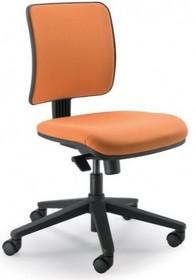 Y YP452SD_X2 jest fotelem pracowniczym. Fotel posiada średniej wysokości, tapicerowane oparcie oraz tapicerowane siedzenie Podstawa fotela to...