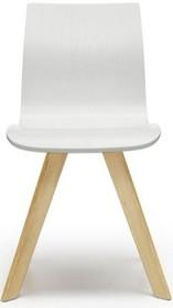 Klasyczne, stylowe krzesło JUMA-K pochodzi z najnowszego katalogu włoskiej firmy meblarskiej NATISA.<br />Masywne, drewniane nogi i drewniane siedzisko...