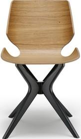 Oryginalne krzesło LINZ-MA® - NOWOŚĆ 2017 z najnowszego katalogu włoskiej firmy meblarskiej NATISA.<br />LINZ-MA® posiada stylowe, drewniane...