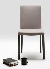 Eleganckie krzesło NOVIS WOOD to najnowszy produkt pochodzący z katalogu włoskiej firmy NATISA. <br />Krzesło posiada drewniane, solidne nogi...