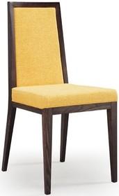 Klasyczne krzesło OLLA-H pochodzące z najnowszego katalogu włoskiej firmy meblarskiej NATISA.<br />Krzesło posiada drewnianą ramę oraz drewniany...
