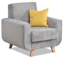Fotel z podłokietnikami KADI