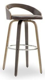 <br /><br/>&nbsp<br/>WYMIARY<br/>Szerokość: 48 cm<br/>Dlugość: 44 cm<br/>Wysokość siedziska (min-max): 80...