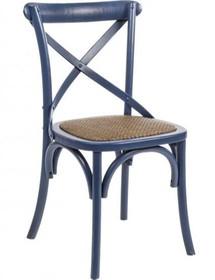 Krzesło CRO - niebieski