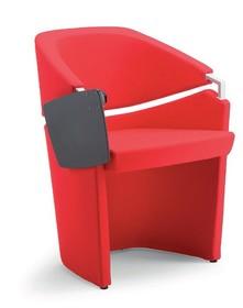 ATRIUM AT070X jest to fotel konferencyjny. Idealnie nadaje się do poczekalni, sal wykładowych, auli, sal konferencyjnych, recepcji czy biura. Fotel jest...