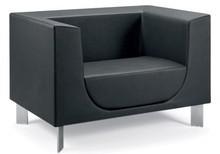 DOMUS DM081 jest to fotel konferencyjny. Idealnie nadaje się do poczekalni lub recepcji, jednak świetnie sprawdzi się także we wnętrzach domowych- w...
