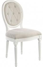 Stylowe, tapicerowane krzesło PAT to nowość w naszym sklepie, pochodząca z kolekcji mebli klasycznych z najnowszego katalogu Bizzotto.<br />Struktura...