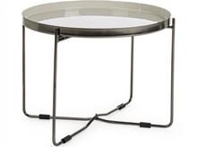 Oryginalny i stylowy stolik AMI to nowość w naszym sklepie, pochodząca z kolekcji mebli wykonanych w stylu fusion z najnowszego katalogu Bizzotto.<br...
