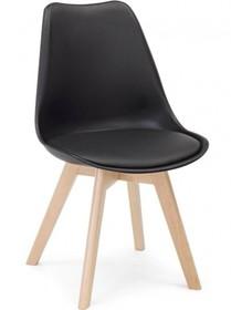 Krzesło BRY - czarny