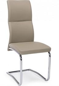 Krzesło THEL - brązowy