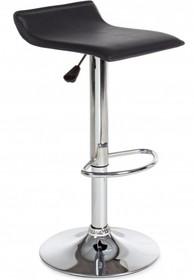 Oryginalny, czarny hoker ES pochodzący z najnowszego katalogu Bizzotto.<br />Obrotowy hoker ze stalową podstawą. Siedzisko wykonane z PVC. Regulacja...