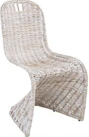 Stylowy krzesło ZAC do użytku wewnętrznego oraz zewnętrznego. Mebel pochodzi z najnowszego katalogu Bizzotto.<br />Fotel posiada strukturę z rattanu...