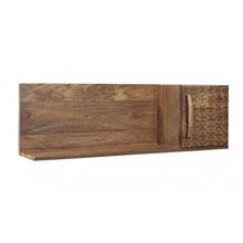 Półka wisząca z jednymi drzwiami z prawej strony EMI pochodząca z najnowszego katalogu Bizzotto.<br />Struktura z drewna z drzewa mango....
