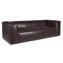 Sofa 3-4 osobowa DAK - brązowy