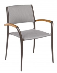 Krzesło CAT - szary