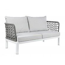 Sofa ogrodwowa SCAR - szary