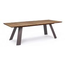 Stół ogrodowy THES 240x100 - antracyt