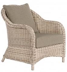 Fotel ogrodowy ADI - beżowy