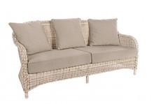 Sofa ogrodowa 3-osobowa ADI