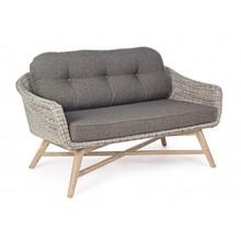 Sofa ogrodowa MAR - szary