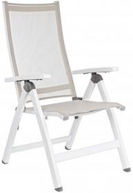 Krzesło składane CRU - beżowy