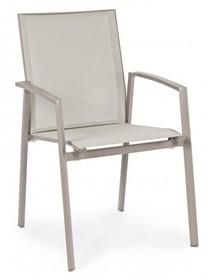 Krzesło CRU - taupe