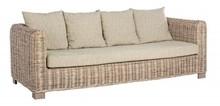 Sofa ogrodowa 3 osobowa FORTA