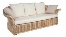 Sofa ogrodowa 3-osobowa PAMP