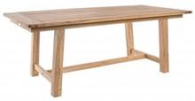 Klasyczny, drewniany stół do użytku zarówno zewnętrznego jak i wewnętrznego NAIR.<br />Struktura z drewna tekowego z naturalnym...