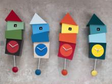 """Włoski zegar CROOCED jest częścią najnowszej kolekcji firmy """" i progetti """" jest zaprojektowany przez włoskiego architekta Alberto Sala. Zegar..."""