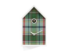 Włoski zegar ścienny z kukułką zaprojektowany przez Antonio Farina. Wykonany z lakierowanego drewna oraz materiału. Dostępny w trzech wersjach...