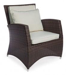 Fotel ogrodowy ANTA CHOCO BROWN