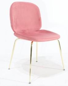 Krzesło tapicerowane BEETLE