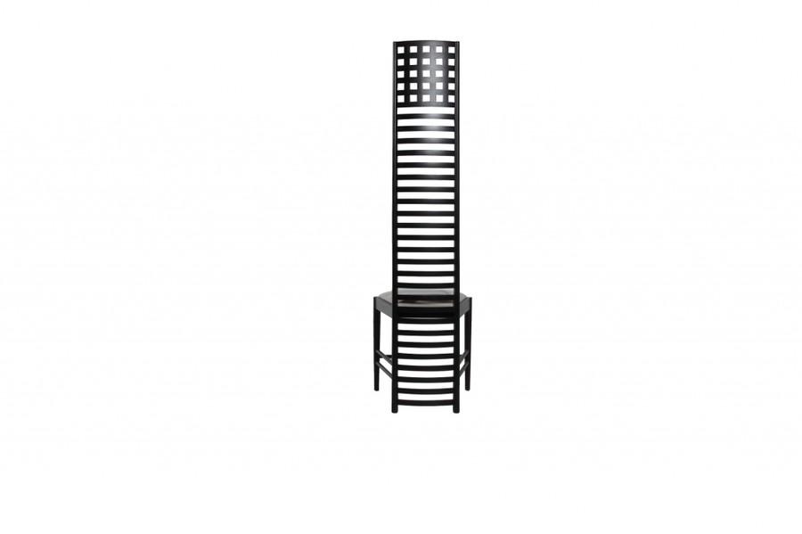 Drewniane Krzesło Designerskie Hill House Ze Stelażem Do Jadalni Restauracji